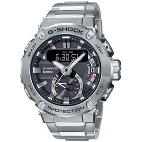 CASIO G-SHOCK G-Steel GST-B200D-1AER Uhr Herren silver